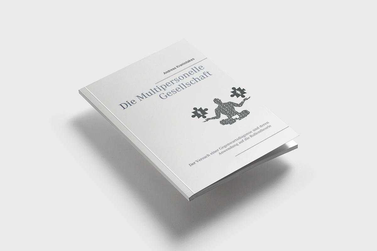 Autor Buchcover Die Multipersonelle Gesellschaft